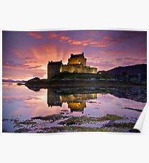 Scotland: Eilean Donan Castle Poster