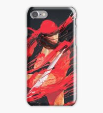 Elektra Natchios II iPhone Case/Skin