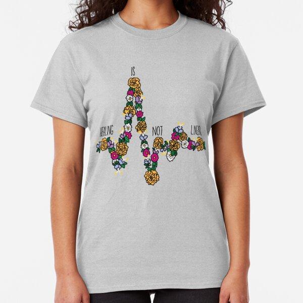 Healing Is Not Linear Classic T-Shirt