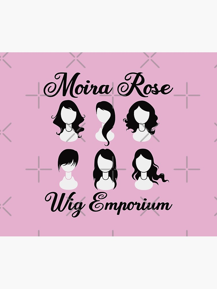 Moira Rose Wig Emporium Schitts Creek by elishamarie28
