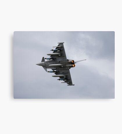 BAE Typhoon Canvas Print