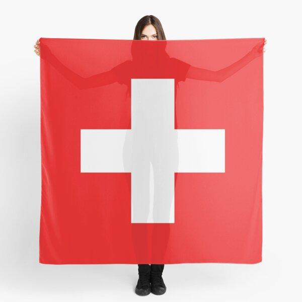 oficialmente la Confederación Suiza Pañuelo
