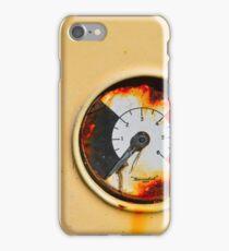 Rusty Dial iPhone Case/Skin