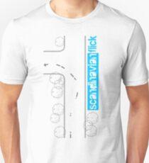 Scandinavian Flick Unisex T-Shirt