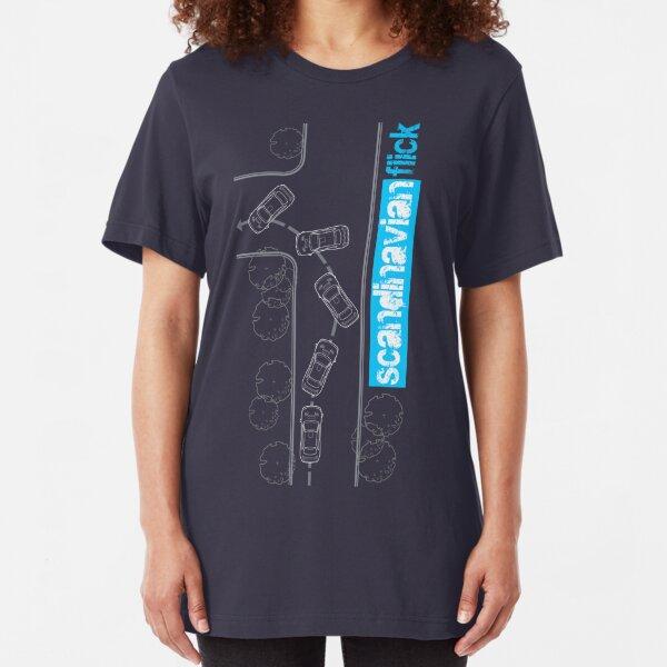 Scandinavian Flick Slim Fit T-Shirt