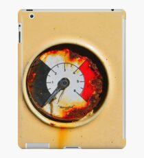 Rusty Dial iPad Case/Skin