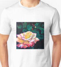 Peace Rose Unisex T-Shirt