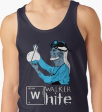 Walker White Men's Tank Top