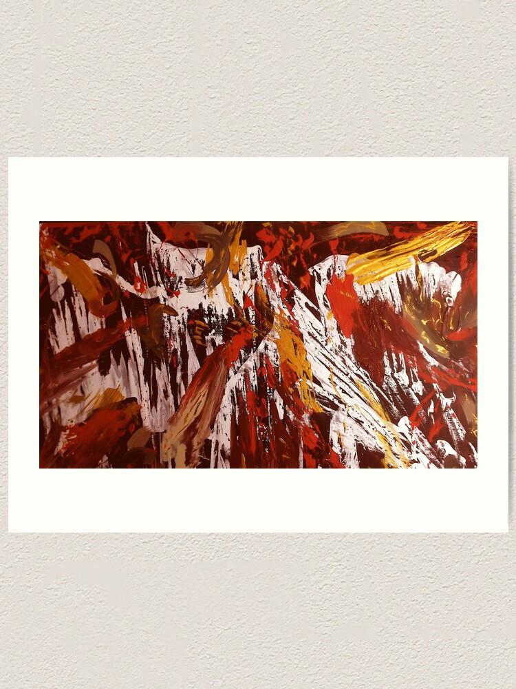 Alternate view of Tibet Art Print