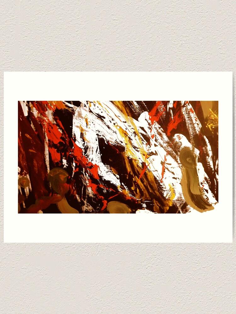 Alternate view of View from Tibet Art Print