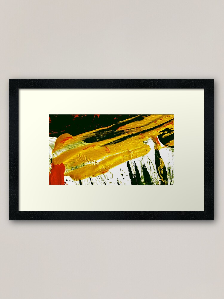 Alternate view of View from Tibet Framed Art Print