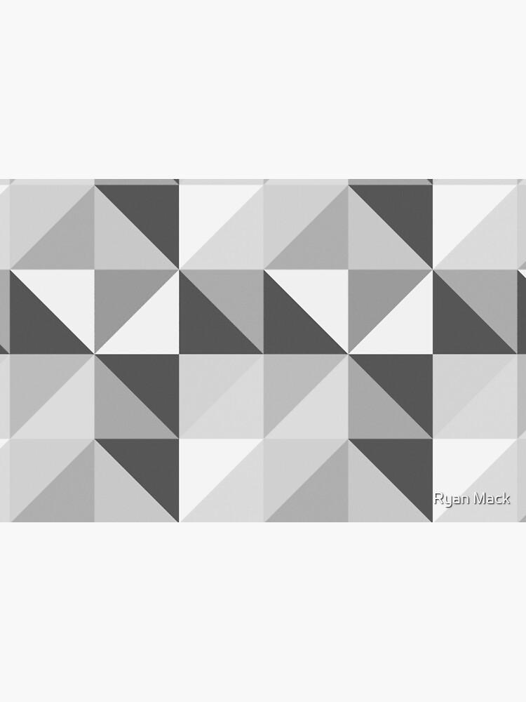 Geometric Slate by ryanpmack