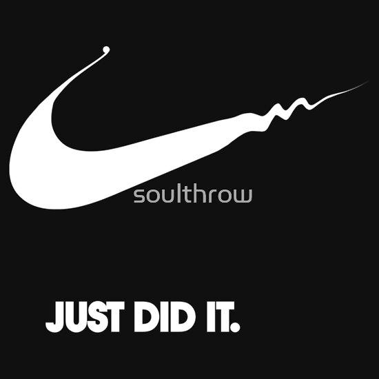 TShirtGifter presents: Nike - Just Did It (Parody)