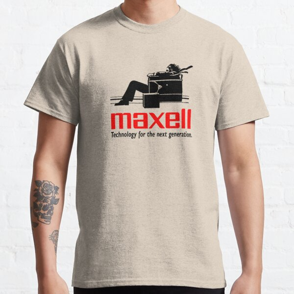 Maxell: Technology For The Next Generation Classic T-Shirt