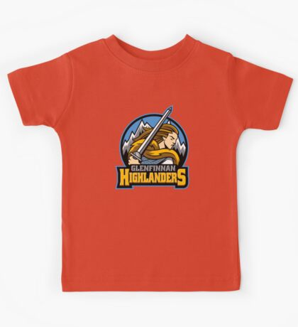 Highlander Sports Logo Kids Clothes