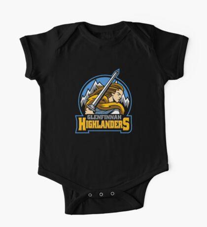 Highlander Sports Logo Kids Clothes