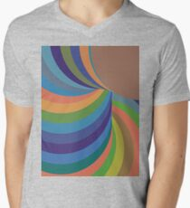 Out of nowhere Mens V-Neck T-Shirt