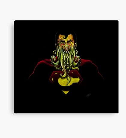 SuperCthulhu Canvas Print