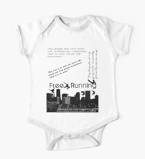 Free Running One Piece - Short Sleeve