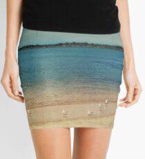 seaside holiday Mini Skirt