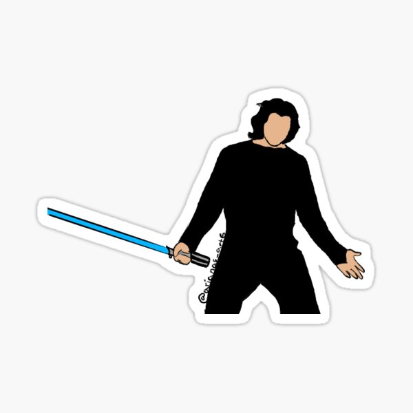 Ben Solo Sticker