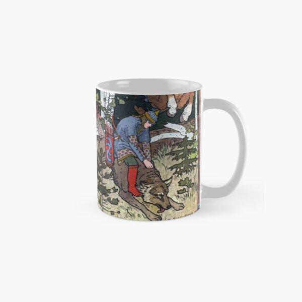 Ivan and the Wolf - Ivan Bilibin Classic Mug