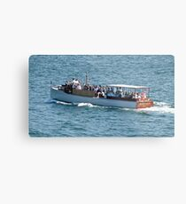 The Rum Runner Cruising Up Narragansett Bay Metal Print