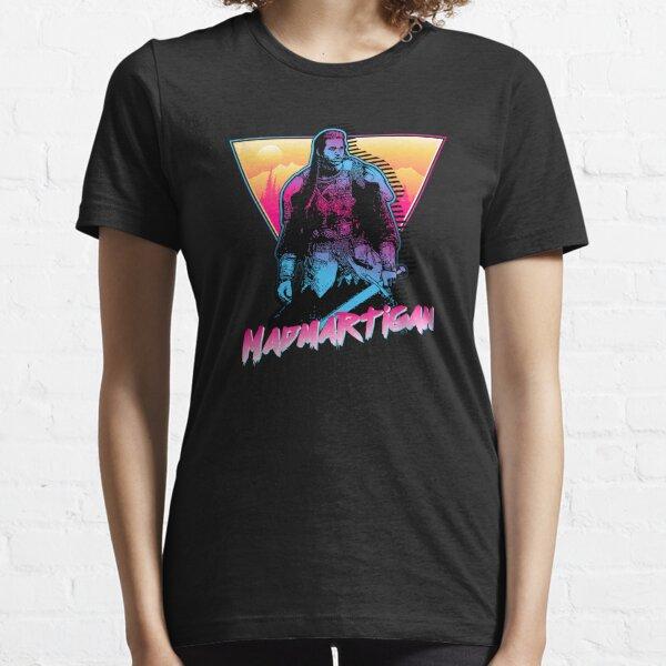 Madmartigan - Estilo Outrun Camiseta esencial