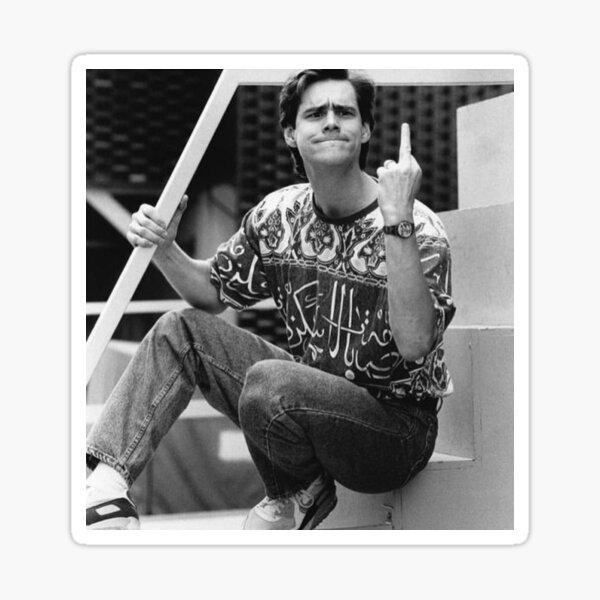 Jim Carrey Sticker