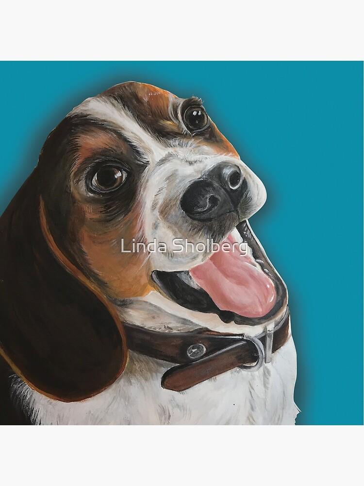 Beagle Lover by Pindashu