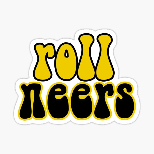 Roll Neers Sticker