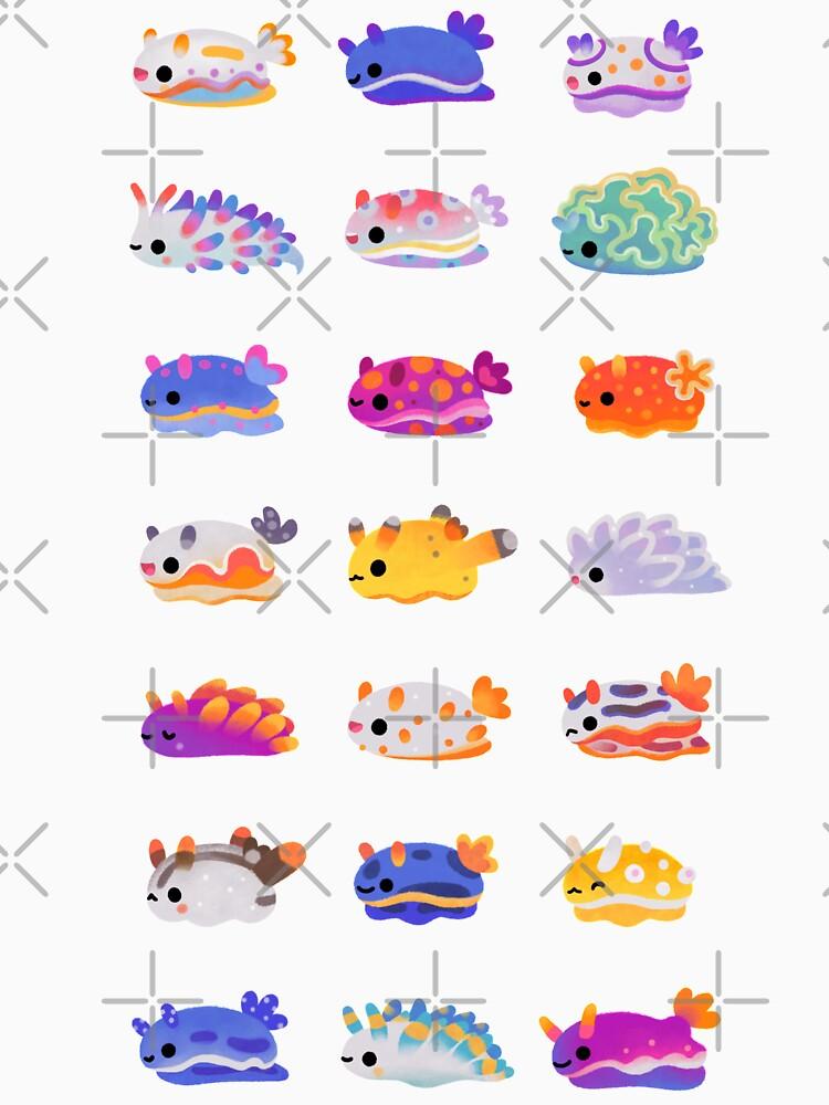 Sea Slug Day by pikaole