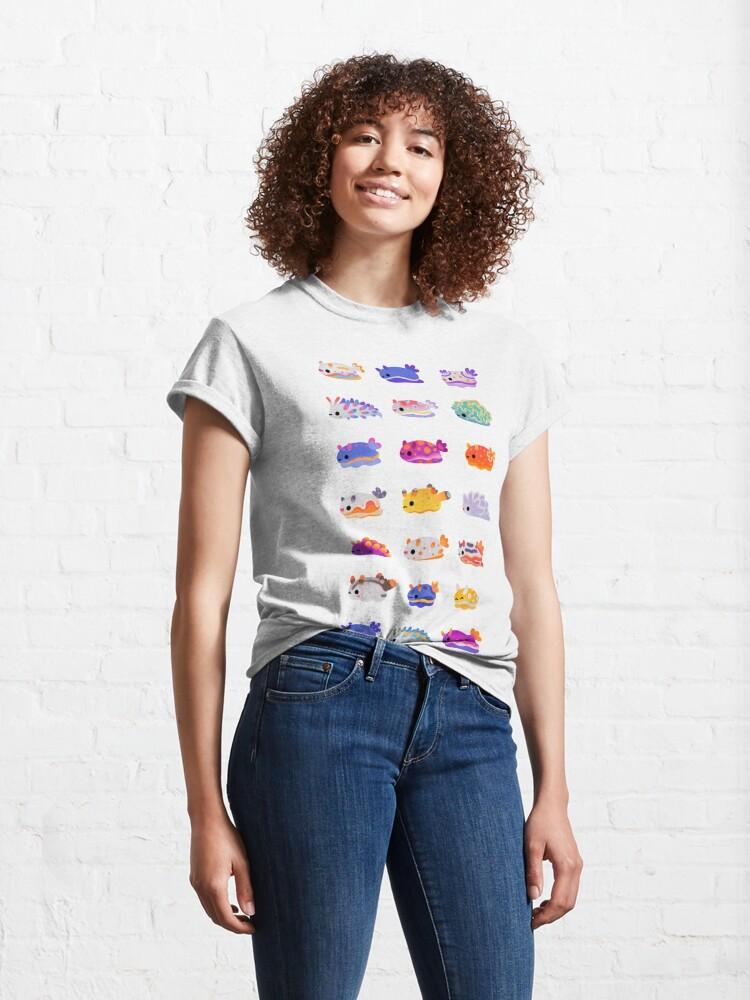 Alternate view of Sea Slug Day Classic T-Shirt