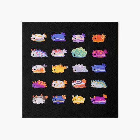 Sea Slug Day Art Board Print