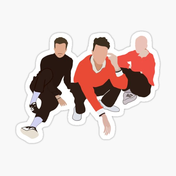 LANY Stickers Glossy Sticker