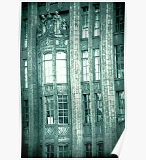 Manchester Unity Building  Poster