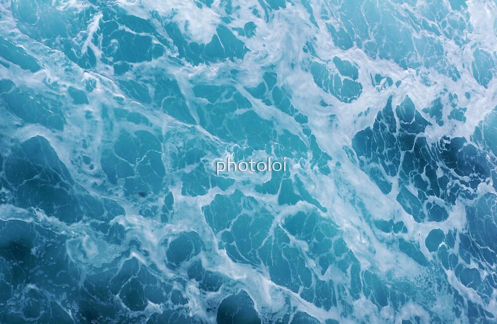 Mediterranean Sea by photoloi