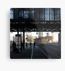 Stranger than fiction - Amsterdam CS Metal Print