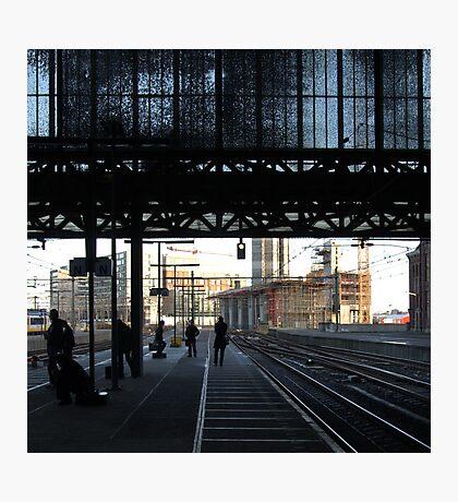 Stranger than fiction - Amsterdam CS Photographic Print