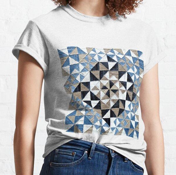Encaustic Art Image Untitled 190315  Classic T-Shirt