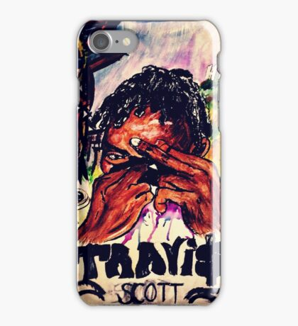 Travi scott iphone cases skins for 7 7 plus se 6s 6s for Lil yachty mural