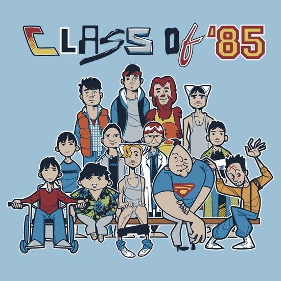 TShirtGifter presents: Class of '85