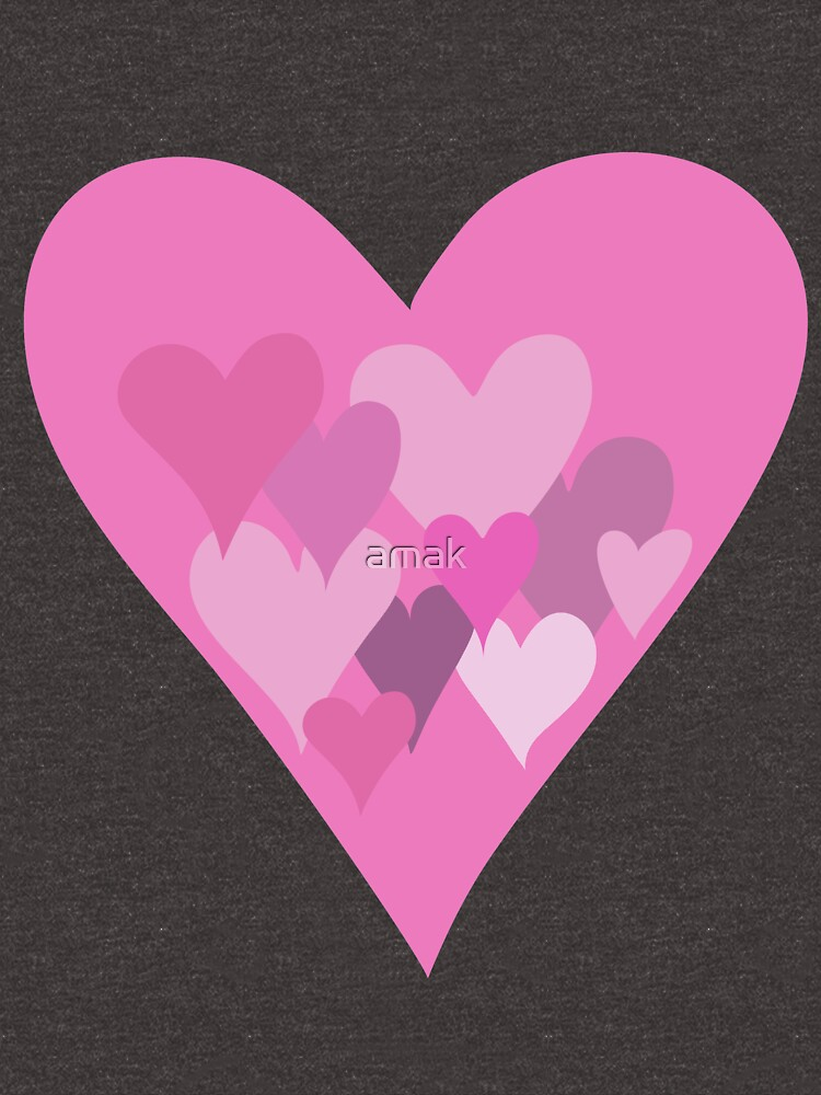Hearts by amak
