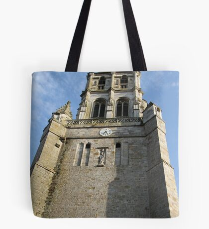 Church Tower  - Orbec Tote Bag