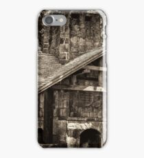 The FOUR FIREPLACES iPhone Case/Skin