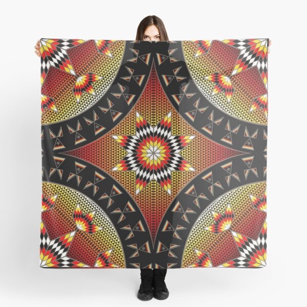 Morning Star with Tipi's (BRYW) Scarf