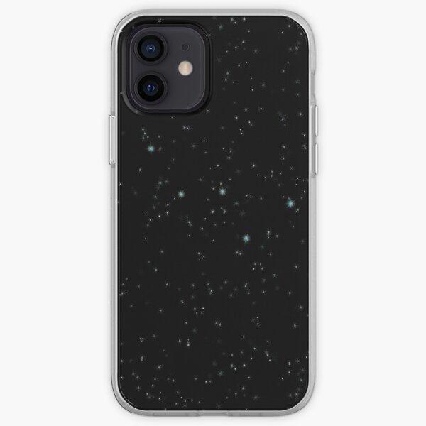Cassiopeia Constellation Night Sky iPhone Soft Case