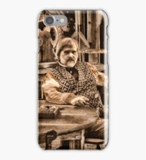 The Gambler - Gold Rush Days iPhone Case/Skin