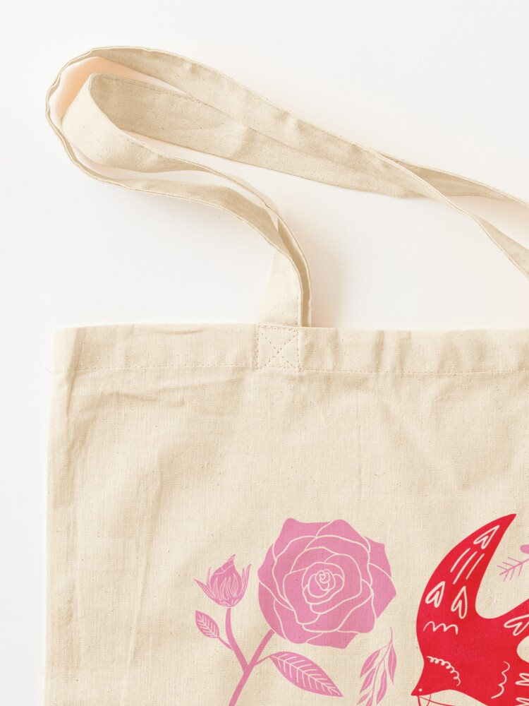Alternate view of Love Signs Tote Bag