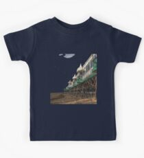 St annes pier HDR tshirt Kids Tee